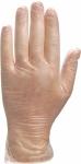 Перчатки одноразовые виниловые V1371