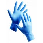 Nitrile disposable gloves BARBARY