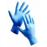 Перчатки одноразовые нитриловые BARBARY