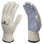 ТР169 knitted gloves with PVC dots