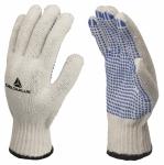 Перчатки трикотажные с ПВХ точками ТР169
