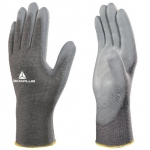 VE702GR polyurethane coated gloves
