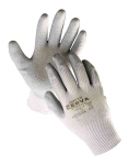 Dipper foamy latex coated gloves