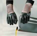 VE713 nitrile coated gloves 2