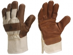 DR605 furniture cowhide leather gloves
