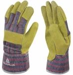 Перчатки кожаные комбинированные DC103
