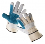 Magpie double palm rigger gloves