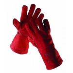Sandpiper Red welding gauntlet