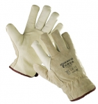 Heron Winter pig leather gloves