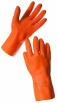 Industrial 299 latex gauntlets