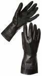 Technic 401 latex and neoprene gauntlets