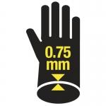 Перчатки неопреновые VE509 1