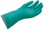 Stansolv 381 nitrile gauntlets