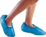 Surchpe polyethylene overshoes