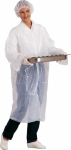 Blouspe polyethylene coat