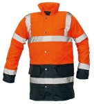 Куртка утепленная повышенной видимости SEFTON 1