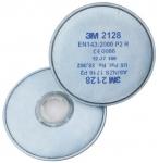 Фильтры противоаэрозольные 3М 2128 Р2 R