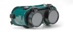 Очки закрытые газосварщика Univet 603