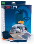 3M 1271 reusable ear plugs 1