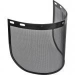Защитный экран из металлической сетки VISORG