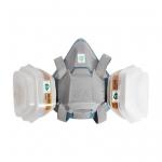 3M 6500 series half mask 2