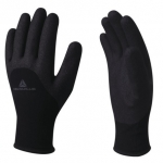 VV750 nitrile coated warm gloves