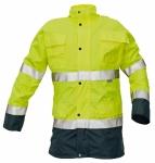 Куртка MALABAR сигнальная утепленная