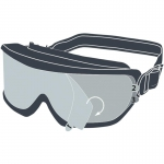 Protective films for goggles 1
