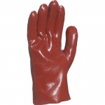 PVC7327 PVC coated gloves