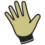 Ve530 neoprene + latex gloves 1
