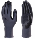 VE722 foamed nitrile coated gloves