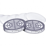 M6000E PREP2 set of filters and retainers