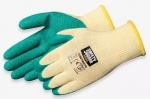 Constructo latex coated gloves
