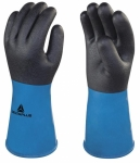 VV837 PVC/nitrile winter gauntlets