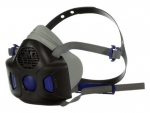 3M HF-801SD Secure Click™ reusable half mask