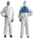 3М 4540+ protective coverall
