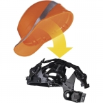 Spare harness for DIAMOND V helmet