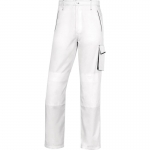 Panostyle white painter trousers