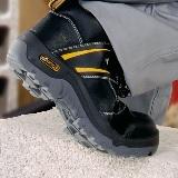 Choosing protective footwear