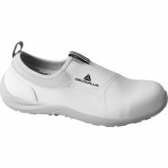 Новая продукция: белые рабочие туфли с уровнем защиты S2 SRC