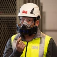 3M Secure Click™ series respirators