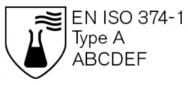 Что изменилось в стандарте EN ISO 374:2016?